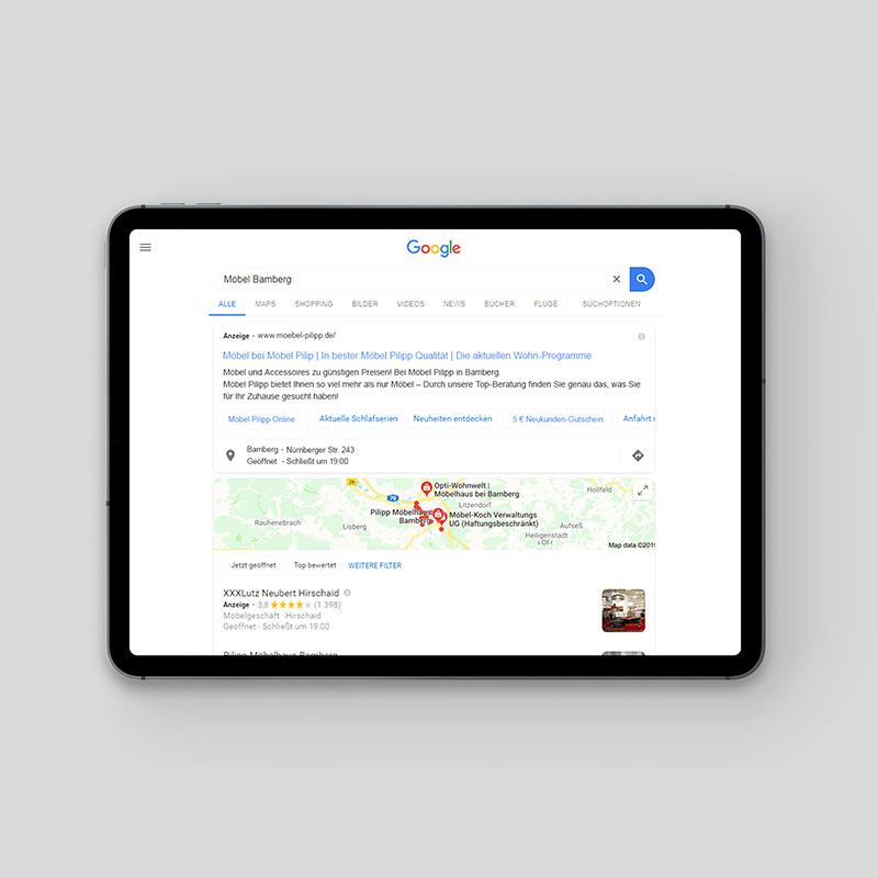 Agentur für Suchmaschinenmarketing