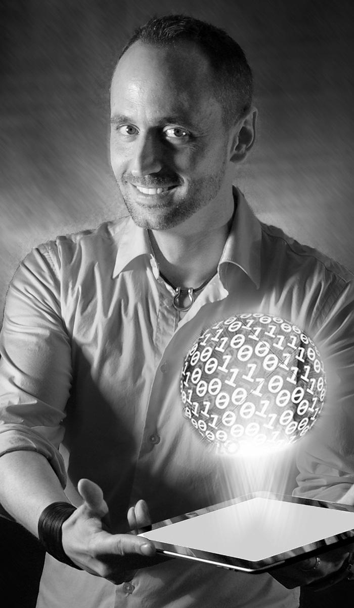 Nils Jischewsky Teamleiter Digital