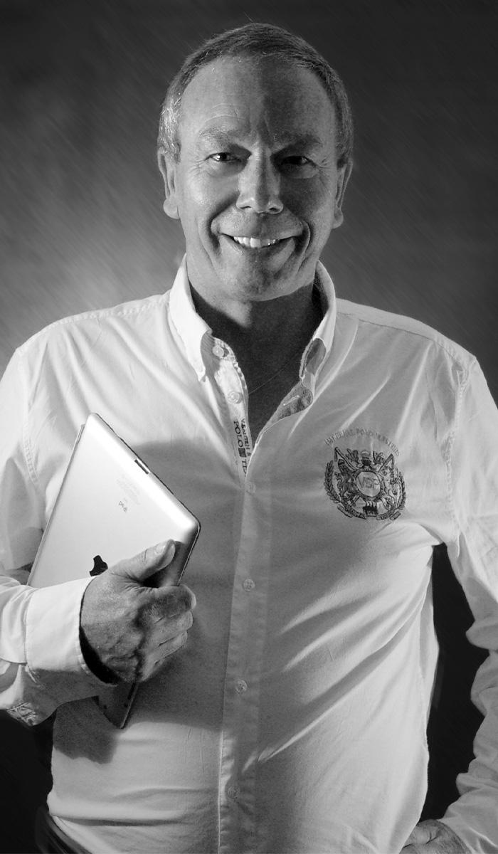 Geschäftsführer Rainer Kluthke SKP Werbeagentur