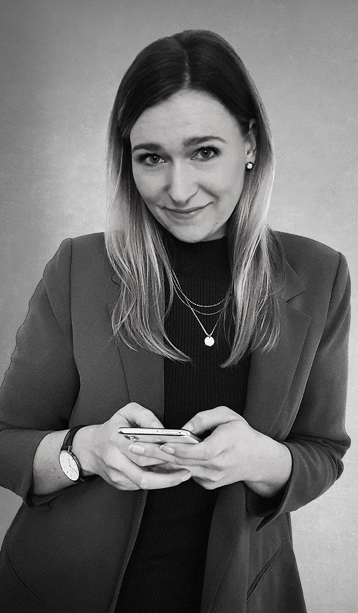 Creativ Director Sabrina Czieslik